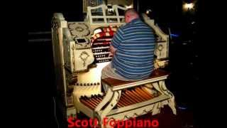 Scott Foppiano - Parade Of The Wooden Soldiers - Sleigh Ride - Rose Theater Wurlitzer - Omaha