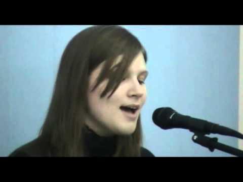 Ariana Samoilă - Harul Tău (cover) LIVE