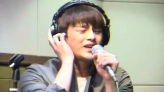 130415 Seo In Guk Live - With Laughter or With Tears - Shindong SSTP