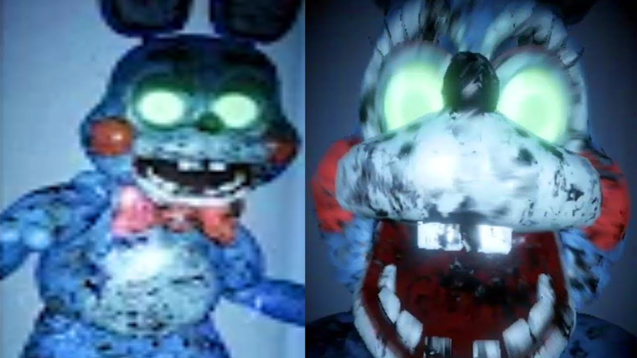 Update Fnaf Ar Toy Bonnie Jumpscare Youtube