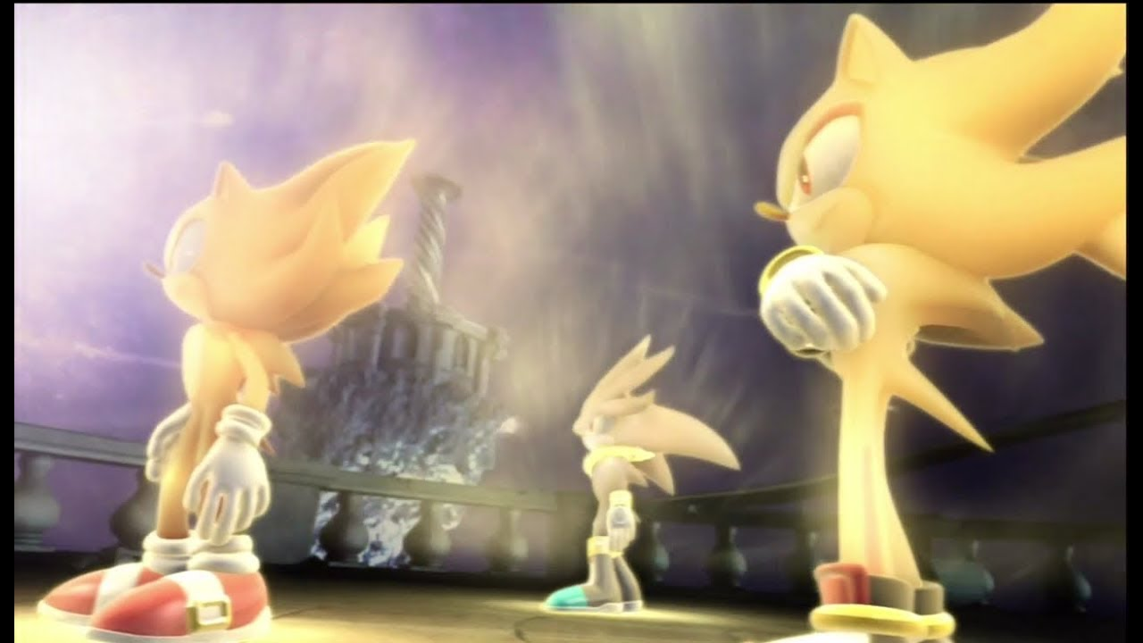 Sonic The Hedgehog (2006): Last Story