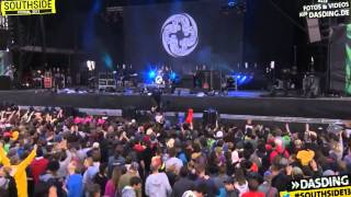Kasabian - Southside 2013 (Neuhausen ob Eck, Germany) Full Concert.