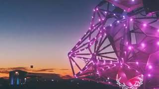 Maga @ Burning Man 2019 - Tuesday Sunrise - Maxa Art Car