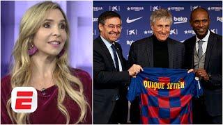 Quique Setién, el REEMPLAZO de Valverde en Barcelona tendrá una REVANCHA en sus manos