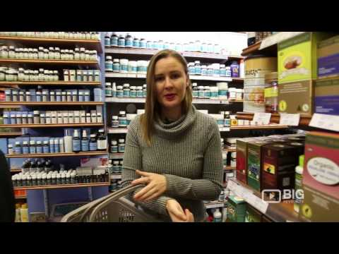 Great Earth a Health Store in Melbourne selling Herbal Medicine and Aromatherapy