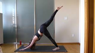 Yoga at Home. Class #4.