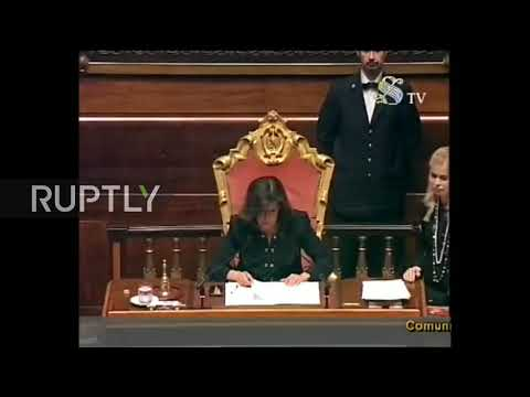 Italy: PM Conte receives vote of confidence by Senate