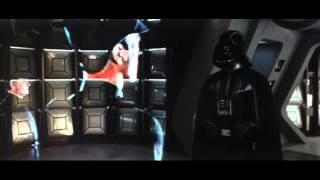 ASTEROID STRIKES STAR DESTROYER (EMPIRE STRIKES BACK)
