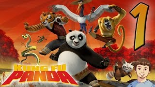 Kung Fu Panda The Video Game Gameplay Walkthrough - PART 1 - I LOVE KUNG FUUUUUUUUU!!!