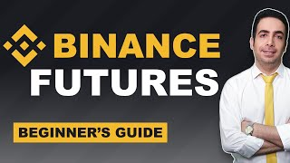 Binance Futures Trading Tutorial For Beginners... Full Tutorial On How To Trade On Binance Futures