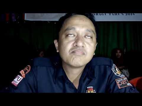 Video wawancara komisioner KPU Kotamobagu terkait tes tertulis PPS