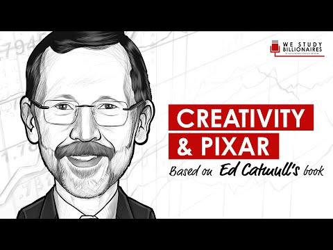 101 TIP: Creativity Inc - Ed Catmull's Founding of Pixar