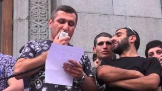 Կոչ արվեց քաղաքական ուժերին միանալ 06.07.2015