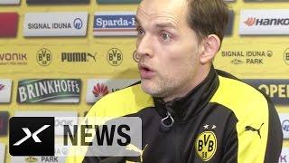 Medienschelte! Thomas Tuchel legt sich mit Reporter an | Borussia Dortmund