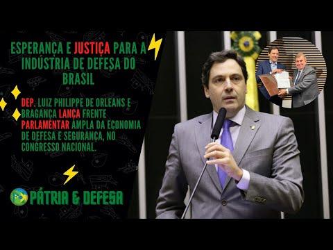 Importante - Congresso Terá Frente Parlamentar Para Debater A Economia de Defesa no Brasil.