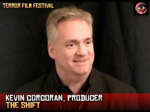 Producer Kevin Corcoran at Terror Film Festival