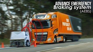 DAF Trucks UK | AEBS (Advanced Emergency Braking System) | Promotional Video(, 2015-05-01T13:47:37.000Z)