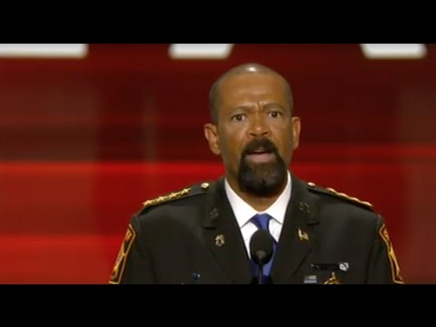 FULL SPEECH: Sheriff David A. Clarke Jr. Republican National Convention