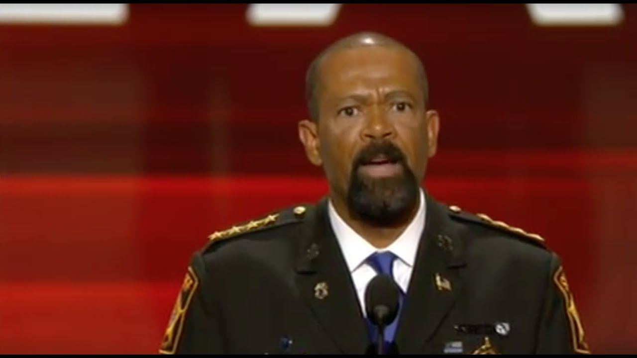 FULL SPEECH: Sheriff David A. Clarke Jr. Republican National ...