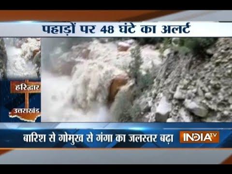 Uttarakhand में अगले 48 घंटों में भारी बारिश की चेतावनी