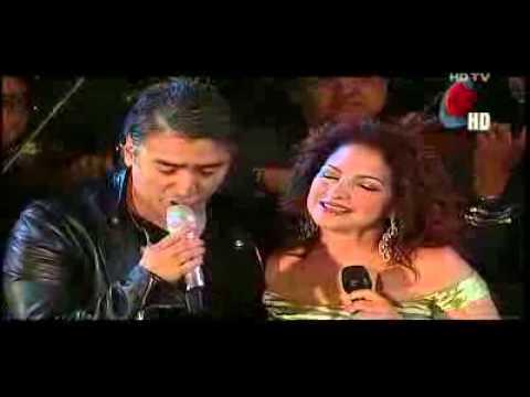 En el jardin gloria estefan y alejandro fern ndez youtube for Alejandro fernandez en el jardin mp3