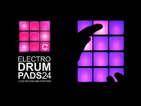 Electro Drum Pads 24 Android & iOS