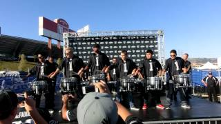 Drumline ved Oakland Raiders game thumbnail