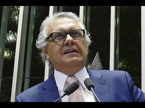 Emival Caiado foi autor do projeto de lei da mudança da capital, lembra Ronaldo Caiado