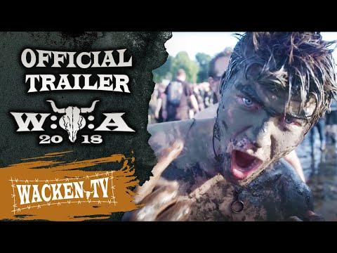 Wacken Open Air 2018 - Official Trailer (Early Version) - Wacken Worldwide!