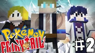 Pokemon x Fairy Tail: Minecraft Roleplay - Episode 2 - Gray Fullbuster (Anime Roleplay Ep2)