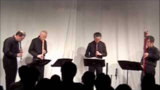 Glenn Miller Moonlight Serenade Sekishi Recorder Quartet ムーンライ...