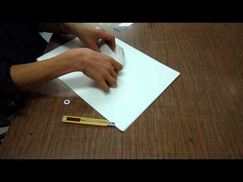 Making of Cylinder Torque Folding(Origami)