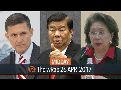 Ombudsman, death penalty, Flynn   Midday wRap