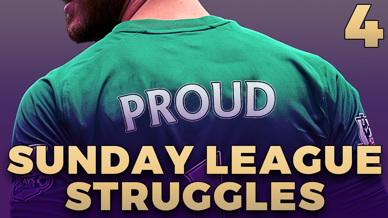 Download SUNDAY LEAGUE STRUGGLES | Ep #4