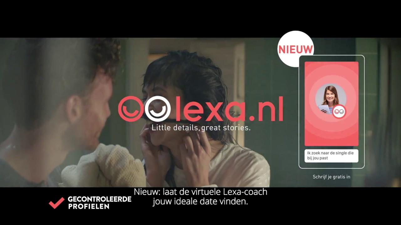 Lexa-Dating Reclame