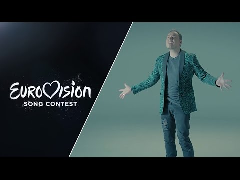 Knez - Adio (Montenegro) 2015 Eurovision Song Contest