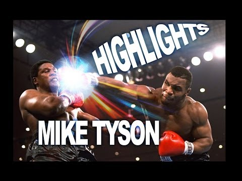 """""""PERFECT MOVE"""" - The ultimate Mike Tyson HIGHLIGHTS - entire career BEST OF +Knock out [HD-1080P]"""