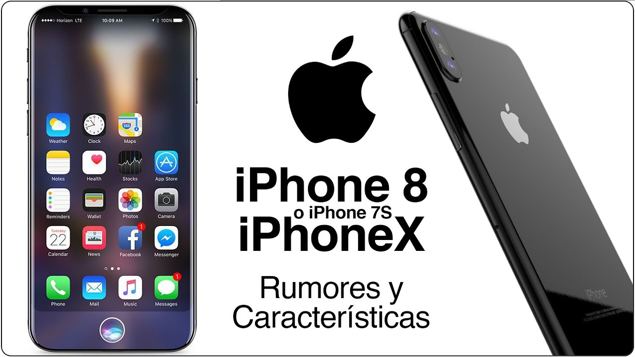 iphone 8 o iphone x rumores y caracter sticas en espa ol. Black Bedroom Furniture Sets. Home Design Ideas