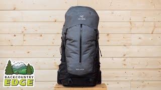Arc'teryx Men's Bora AR 63 Internal Frame Backpack
