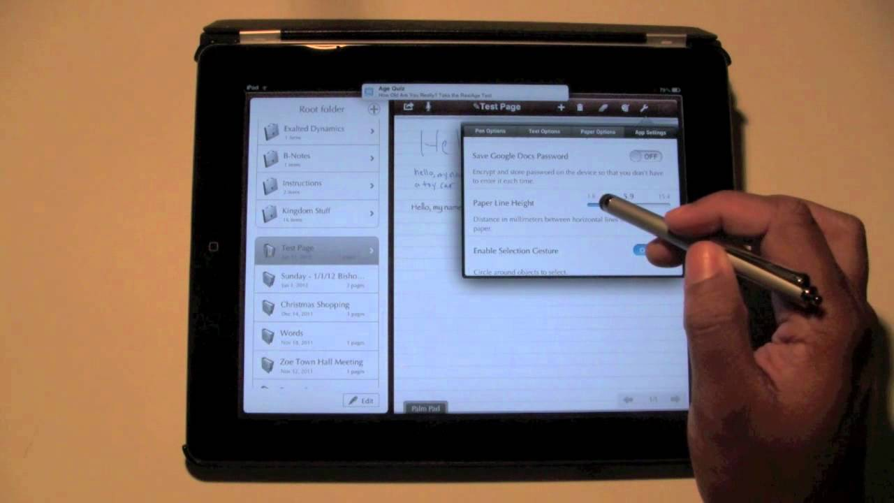 how to write notes on ipad Here are some tricks to get the most out of the combination of the apple pencil, the ipad pro and the notes app.