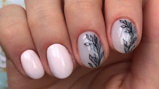 маникюр на ДЕТСКИХ руках дизайн ногтей ручкой маркером РАПИДОГРАФ дизайн ногтей