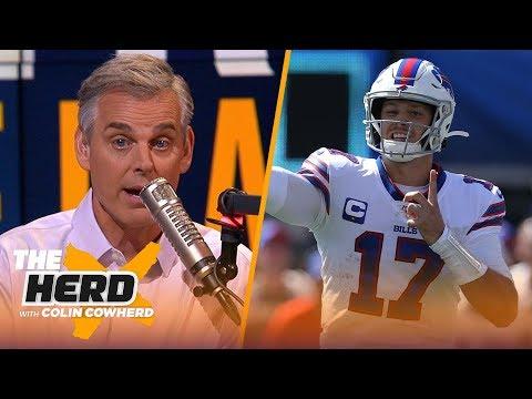 Herd Hierarchy: Colin's Top 10 NFL teams after 2019-20 Week 2 | THE HERD