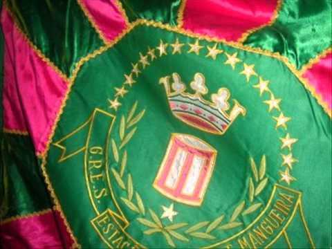 Mangueira 2003 2/14- Os dez mandamentos: o samba da paz canta a saga da liberdade