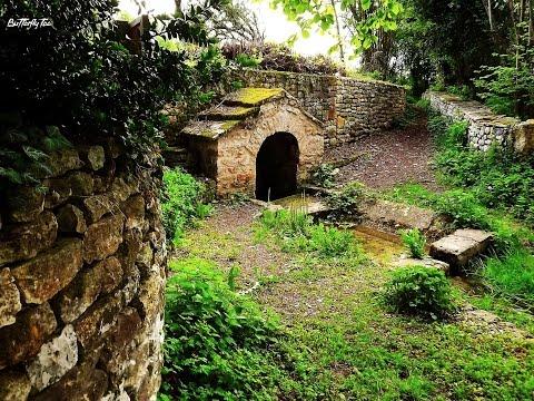 Poitou charentes ( Deux Sèvres ) - Le Pays d'Exoudun - Partie 1