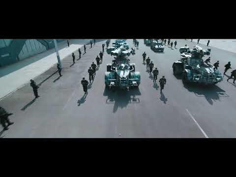 LuHan鹿晗_「Singer Lu」meets「Shanghai Fortress」