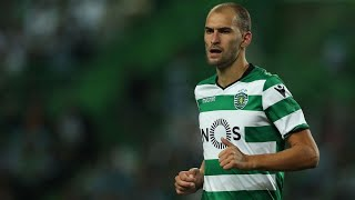 Sporting Libson players attacked during training, Bas Dost hurt