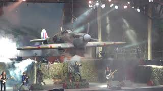 Iron Maiden - Aces High Live @ Waldbuhne Berlin 13.6.2018