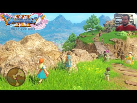 DRAGON QUEST XI (PS4 / PC) #1 - Ecos de un Pasado Perdido | GAMEPLAY en Español