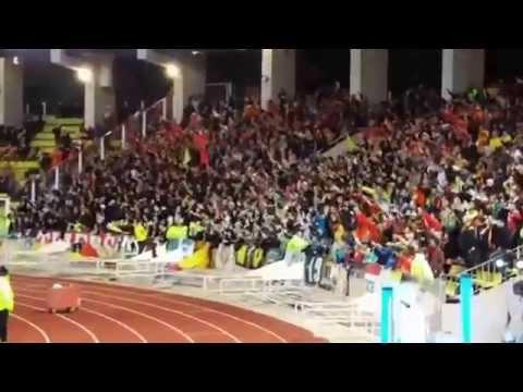 AS Monaco 6-0 RC Lens - Compilation ambiance parcage Lensois (HD 1080p)