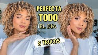 8 TRUCOS PARA QUE EL MAQUILLAJE SE VEA PERFECTO TODO EL DIA - A PRUEBA DE SUDOR  - Doralys Britto